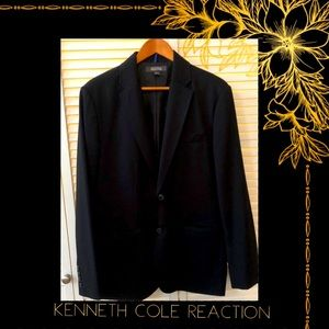 Kenneth Cole men's button down dress jacket